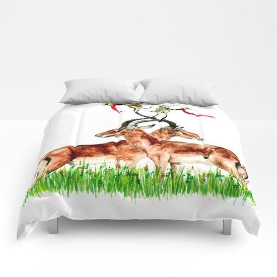 Horns Comforters
