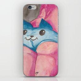 Cat Butt iPhone Skin