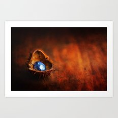 Jewel of the Fall Art Print
