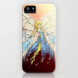 Lita Unleashed iPhone Case