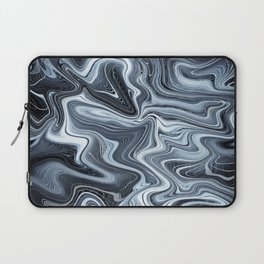 Ripple art Laptop Sleeve