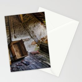 Lost places Stationery Cards