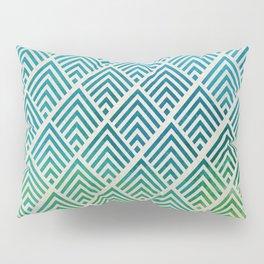 Watercolor Pattern Pillow Sham