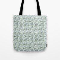 jasmine Tote Bags featuring jasmine by Mayacoa