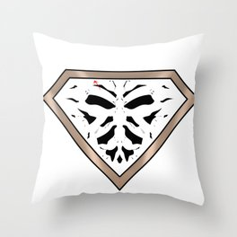 Rorschach - It Stands for Nope Throw Pillow
