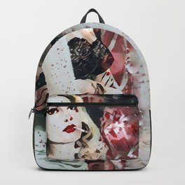 Bloody Smoke Backpack