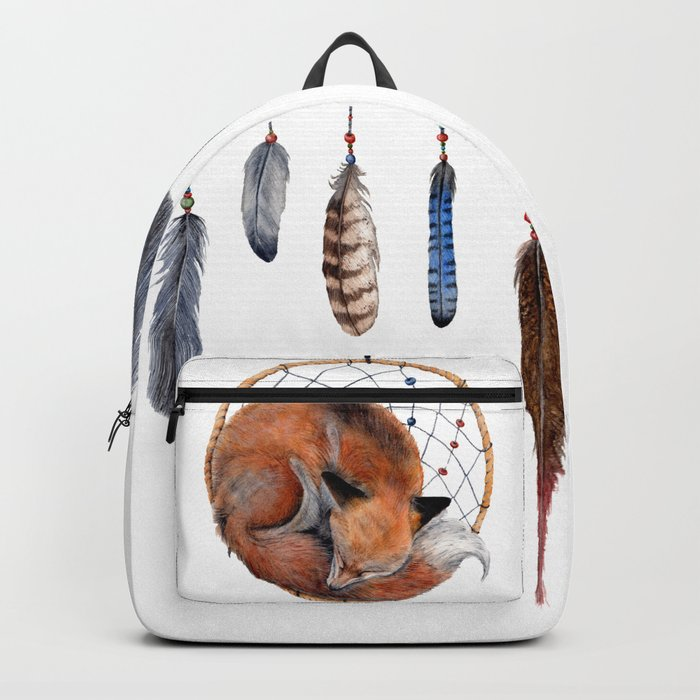 Fox Dreamcatcher Backpack