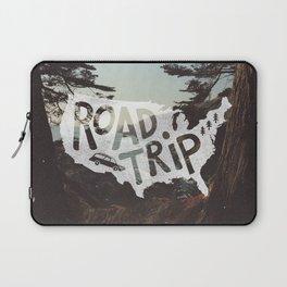 Road Trip USA - big sur Laptop Sleeve