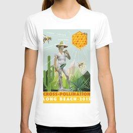 Cross Pollination '15 • Long Beach T-shirt