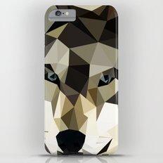 triangulation wolf iPhone 6 Plus Slim Case
