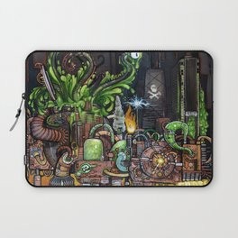 Contraption of Waste Laptop Sleeve