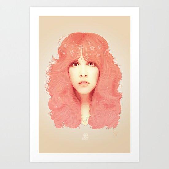 Stevie Nicks by michaeljeanrenaud