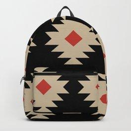 Colorful Southwestern Pattern 553 Backpack