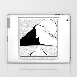 Wander Often - Wonder Always Laptop & iPad Skin