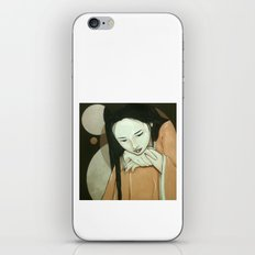 I will wait for you iPhone & iPod Skin
