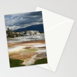 Grassy Spring View Stationery Cards