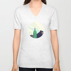 For Julia - NYC Unisex V-Neck