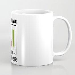 I'm a Trader Stock Market Candlestick Investor Gift Coffee Mug