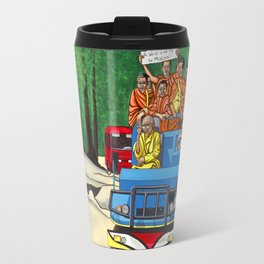 TRUCKIN' MONKS Travel Mug