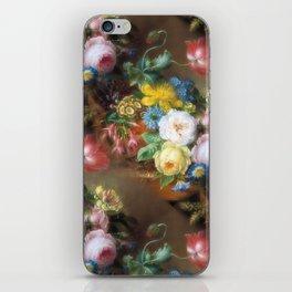 Soft Summer Bouquet iPhone Skin