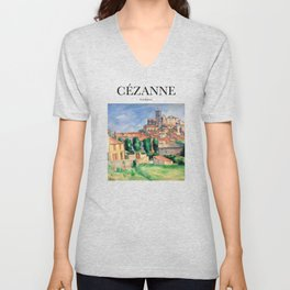 Cezanne - Gardanne Unisex V-Neck