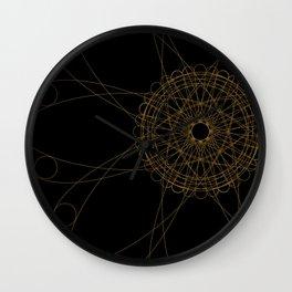 Pattern67 Wall Clock