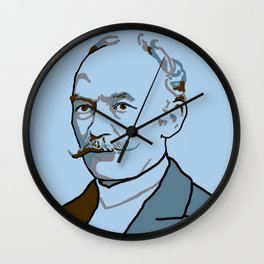 Thomas Hardy Wall Clock