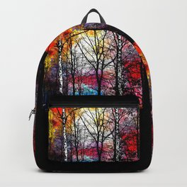 Tree Alley Colors Backpack