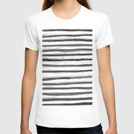 Zebra Swirl Stripe T-shirt