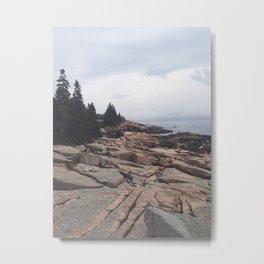 Acadia 2 Metal Print