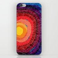 tie dye iPhone & iPod Skins featuring Tie-Dye by Raven Jumpo