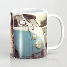 Man and Bus Coffee Mug