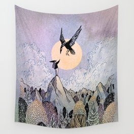 Highest Wall Tapestry