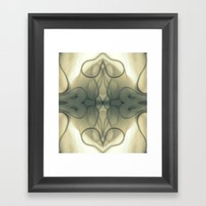 Hidden erotica Framed Art Print
