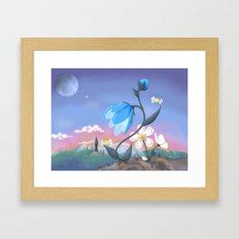 Strange Horizons Framed Art Print