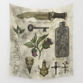 (Super)natural History - 01 Wall Tapestry