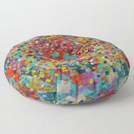 Kaleidescope Floor Pillow