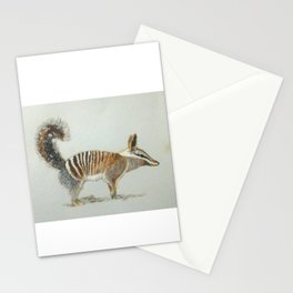 Numbat Stationery Cards