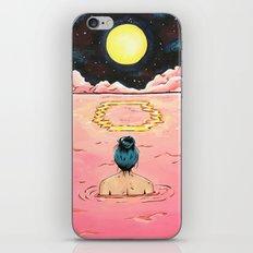 O for Ocean | Alphabet Zine iPhone Skin
