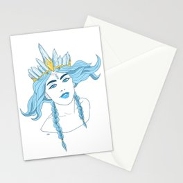 Royal Witch Stationery Cards