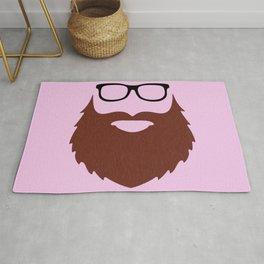 Bearded Mac Guy Rug