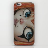 circus iPhone & iPod Skins featuring Circus  by Bella Harris