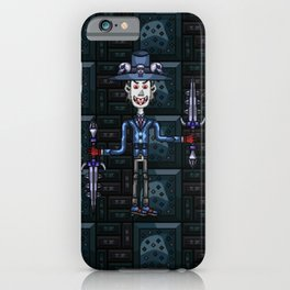 Baron Kramer iPhone Case