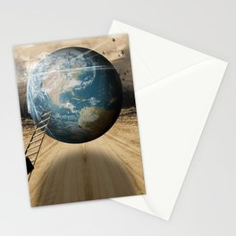 Return to the MotherShip Stationery Cards