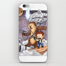 The Boys Calvin and Chewie iPhone Skin