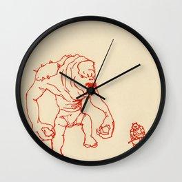Best Friends Wall Clock
