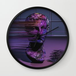 Sharp Artifact Wall Clock