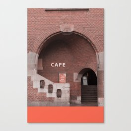 Amsterdam Abstract No.3 Canvas Print