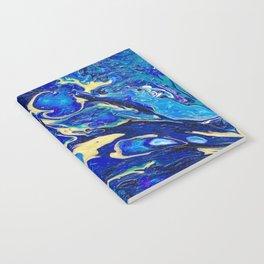 Wash Over Spring Notebook