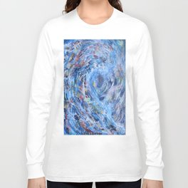 Driven to Abstraction Long Sleeve T-shirt
